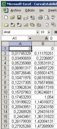 extrapolation in excel